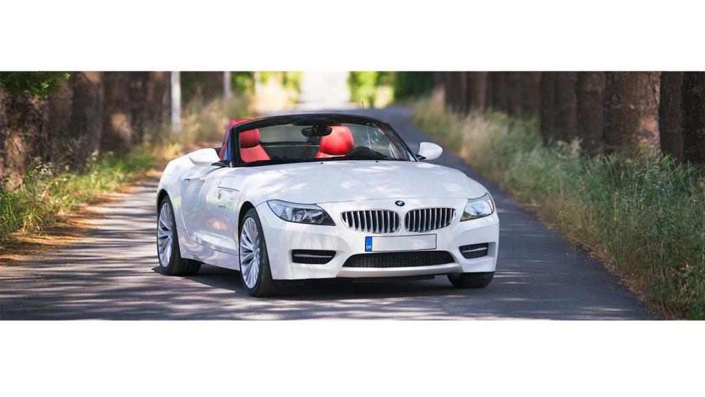BMW Z4 кабриолет